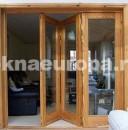 Раскладные двери гармошка