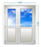 Стоимость двустворчатой межкомнатной двери