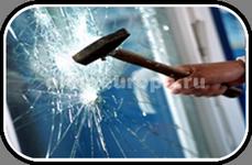 Неразбиваемые стекла в окна